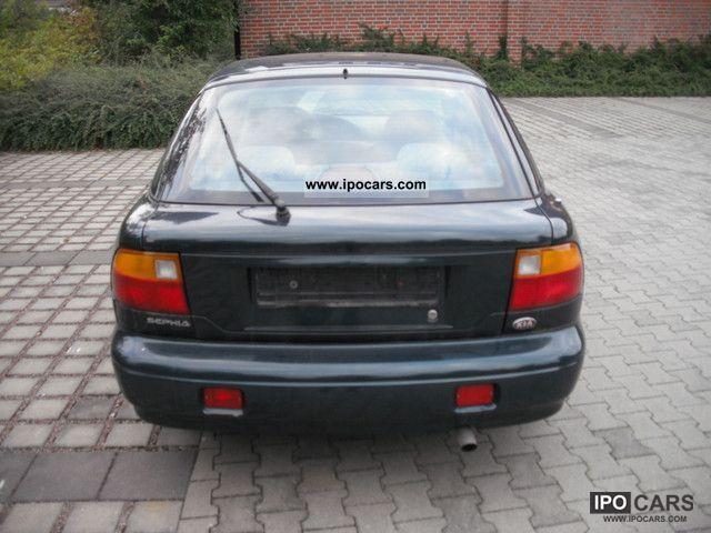 Kia Sephia Gtx Lgw