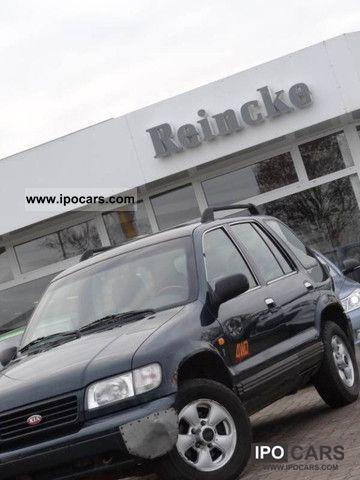 1999 Kia  Special Sportage model Gascoigne Off-road Vehicle/Pickup Truck Used vehicle photo