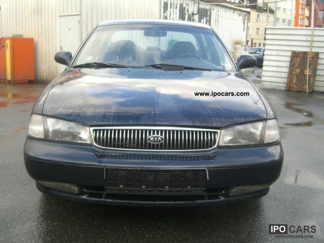 1999 Kia  Clarus GL Limousine Used vehicle photo