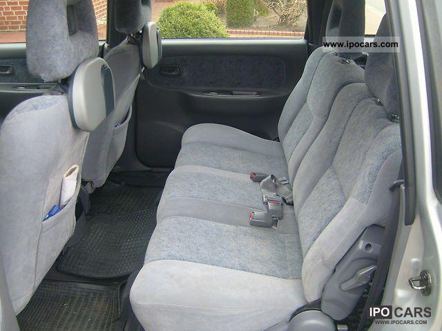 2000 Kia Joice - Car Photo and Specs
