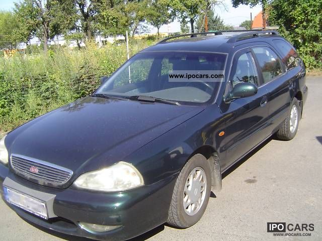 1999 Kia  Clarus Kombi / 2.0 petrol / AIR Estate Car Used vehicle photo