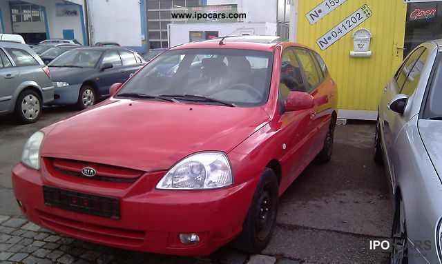 2005 Kia  Rio 1.3 LS Small Car Used vehicle photo