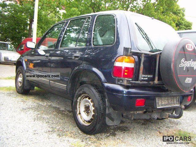1999 kia 4x4 all wheel drive apc car photo and specs. Black Bedroom Furniture Sets. Home Design Ideas