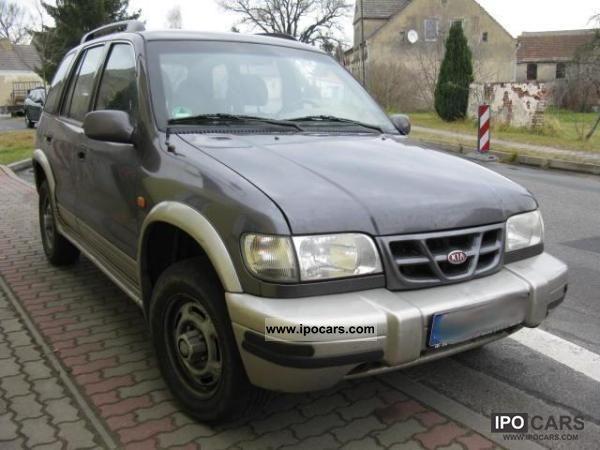 2000 Kia  * TUV 16V Sportage Wagon 07/13 * Automatic * Air * Off-road Vehicle/Pickup Truck Used vehicle photo