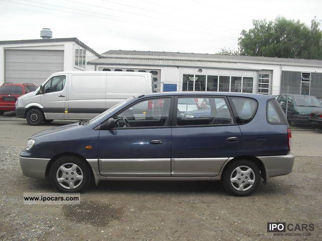 2000 Kia Carens Estate Car