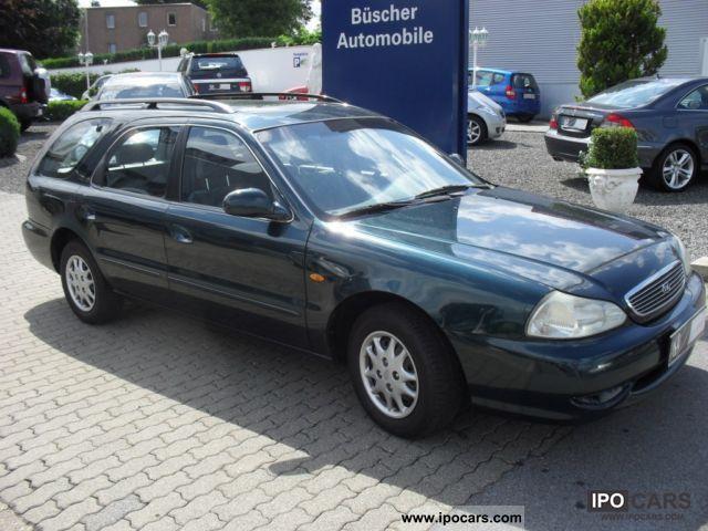 2000 Kia  Clarus Kombi Estate Car Used vehicle photo