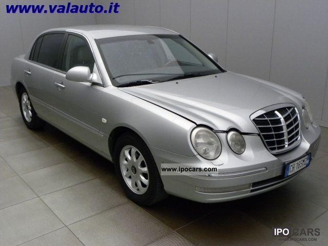 2003 Kia  Opirus 3.5 GL TOP CV203 Since preparare!!! Limousine Used vehicle photo