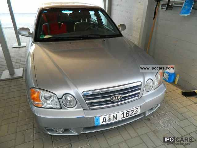 Kia  Magentis 2.0 2004 Liquefied Petroleum Gas Cars (LPG, GPL, propane) photo
