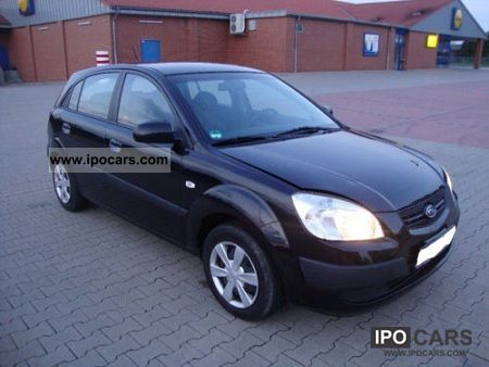 2005 Kia  Rio 1.5 LS LPG Small Car Used vehicle photo