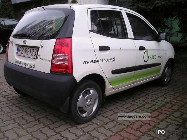 2006 Kia  Picanto Van / Minibus Used vehicle photo