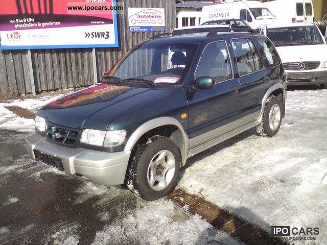 2001 Kia  2.0 4X4 Off-road Vehicle/Pickup Truck Used vehicle photo