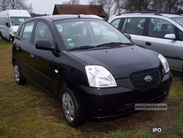 2005 Kia  Picanto Small Car Used vehicle photo