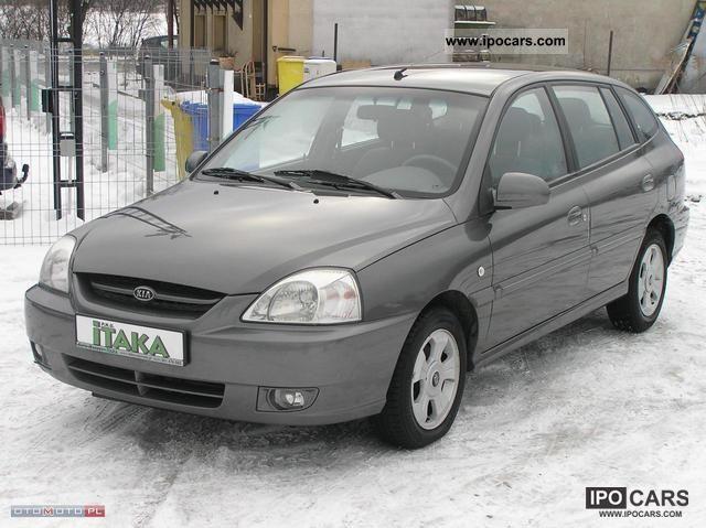 2006 Kia  Rio 1.3BENZ 82km. SERWIS! ŚLICZNY Other Used vehicle photo