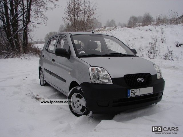 2007 Kia  Picanto Small Car Used vehicle photo