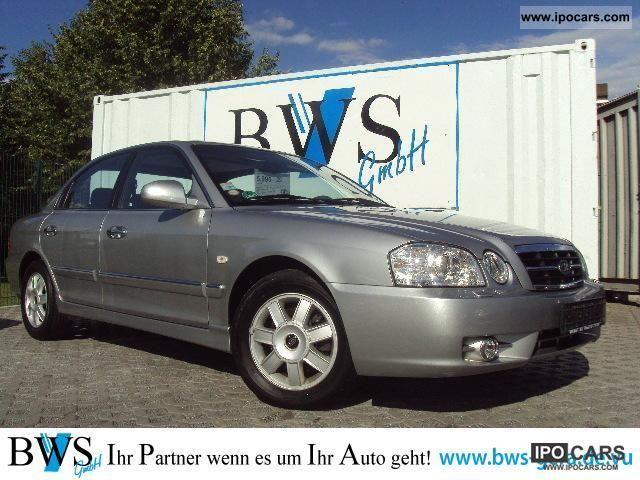 2006 Kia  Magentis 2.5 EX V6 automatic, leather, tax! Limousine Used vehicle photo