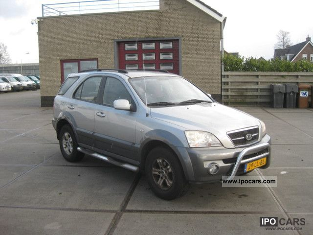 2003 Kia Sorento 2.4 16V EX 4 WD / WHEEL Off-road Vehicle/Pickup Truck ...