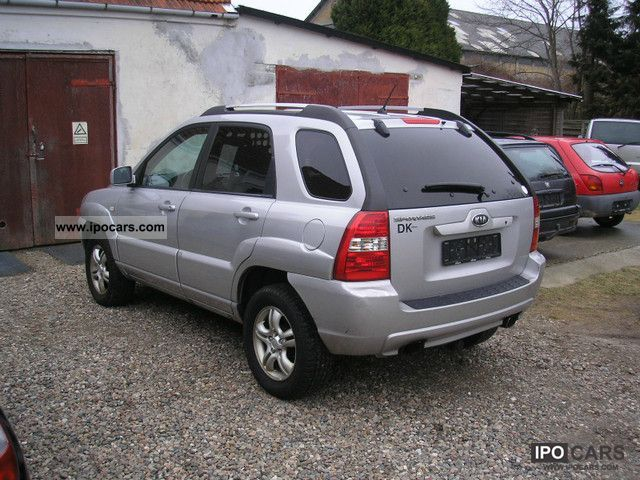2005 kia sportage 2 0 crdi aut ex 4x4 truck acceptance. Black Bedroom Furniture Sets. Home Design Ideas