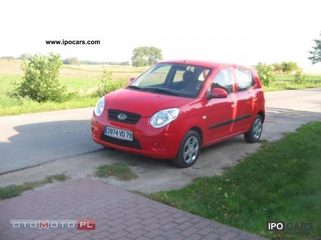 2010 Kia Picanto Car Photo And Specs