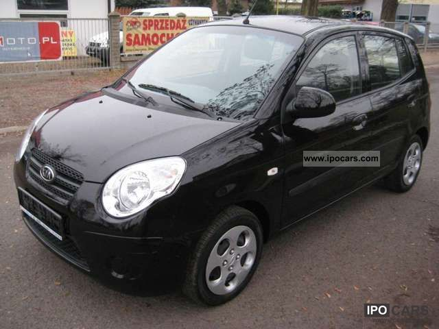 Kia  Picanto 1.1 LPG 2009r 2009 Liquefied Petroleum Gas Cars (LPG, GPL, propane) photo