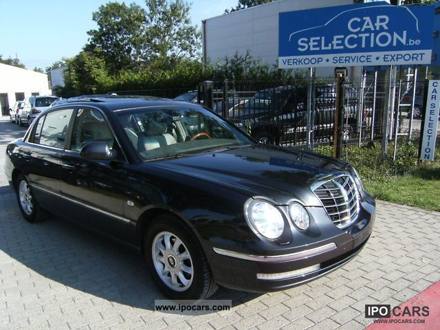 2006 Kia  Opirus 3.5 V6 Auto + GAS / LPG / GPL * 4800 + VAT * Limousine Used vehicle photo