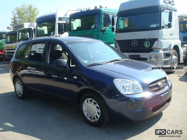 2007 Kia  2.0 New model / air fuel gas Van / Minibus Used vehicle photo