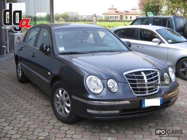 2008 Kia  Opirus 3.5 V6 24V 4p. Class ** ** GPL BRC Limousine Used vehicle photo