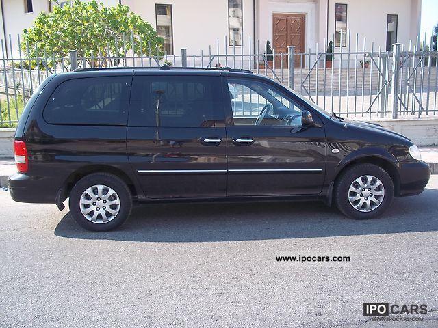 2005 Kia  affarone 2.9 CRD 7 POSTI Van / Minibus Used vehicle photo