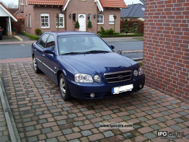 Kia  Magentis 2.5 V6 Auto EX 2005 Liquefied Petroleum Gas Cars (LPG, GPL, propane) photo