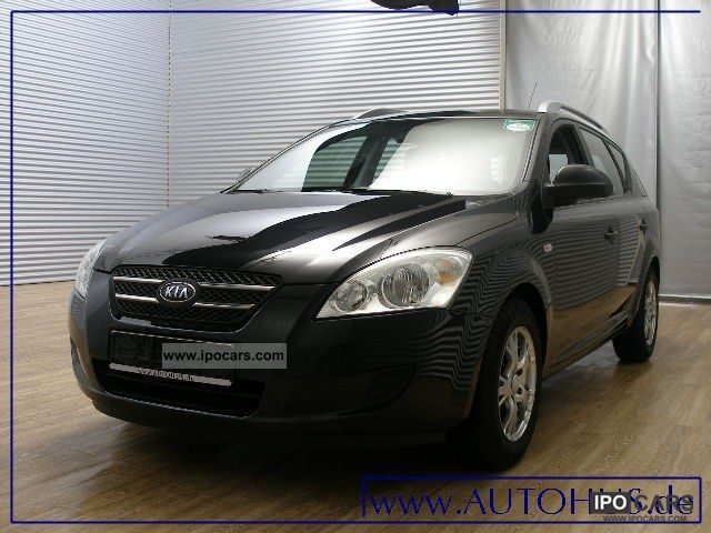 2008 Kia  1.6 CRDI VGT Ceed XTRA AIR TEMP Estate Car Used vehicle photo