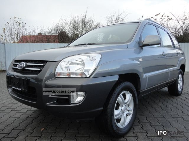 2006 Kia  Sportage LX 2WD 2.0 Climate Ahk Euro4 Off-road Vehicle/Pickup Truck Used vehicle photo