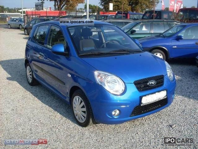 2009 Kia  Picanto Small Car Used vehicle photo
