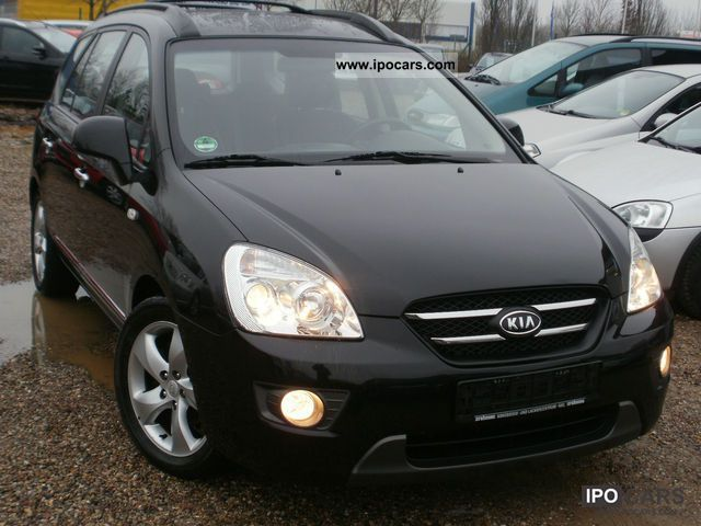 2007 kia carens crdi dpf aut ex top car photo and specs. Black Bedroom Furniture Sets. Home Design Ideas