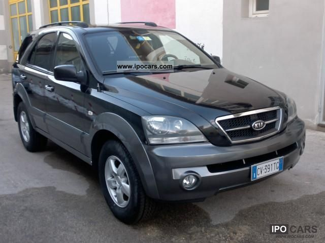 2005 kia sorento car photo and specs. Black Bedroom Furniture Sets. Home Design Ideas