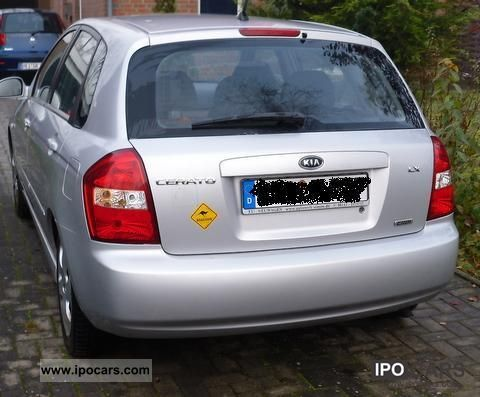 2008 Kia Cerato 1.6 Crdi