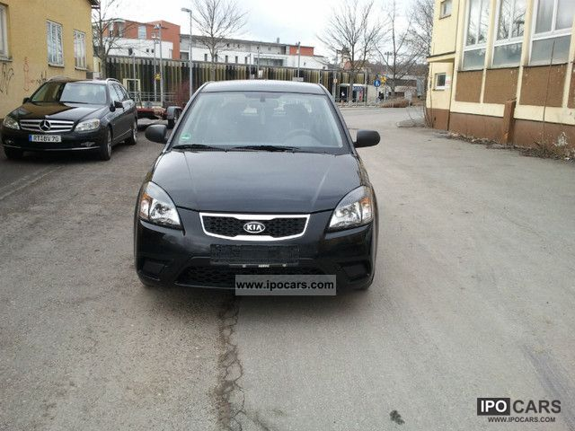 2010 Kia  Rio 1.4 Attract NEW MODEL 25000km Small Car Used vehicle photo