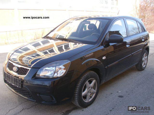 Kia Rio Attract >> 2010 Kia Rio 1.4 Attract NEW MODEL 25000km - Car Photo and Specs