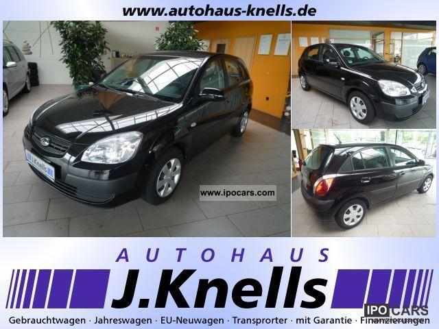 2008 Kia  Rio 1.4 EX / Air / Orig 45700 km / ESP Limousine Used vehicle photo