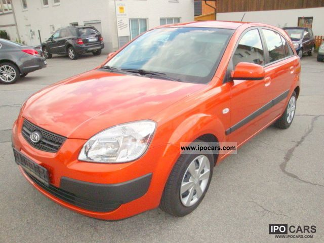 2008 Kia  1.6 EX standard Small Car Used vehicle photo