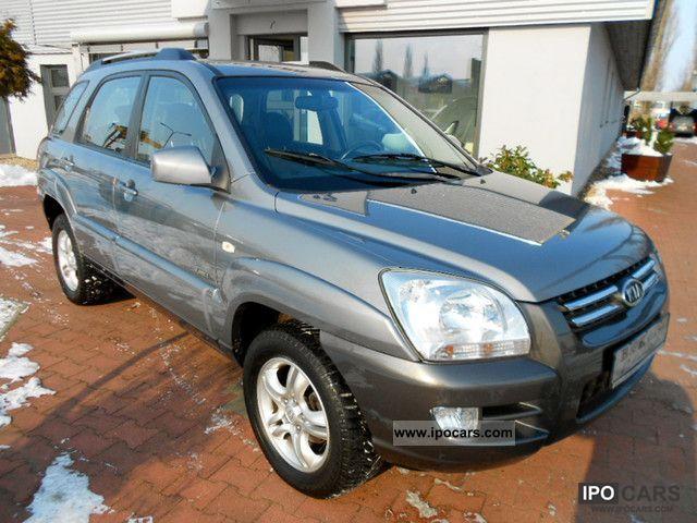 2004 Kia  Sportage 2.0 CRDi EX automatic climate control Off-road Vehicle/Pickup Truck Used vehicle photo