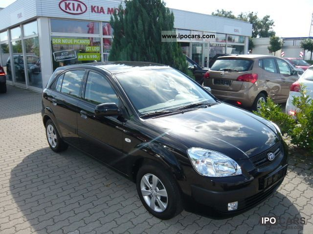 2009 Kia  Rio 1.4 EX function package Small Car Used vehicle photo