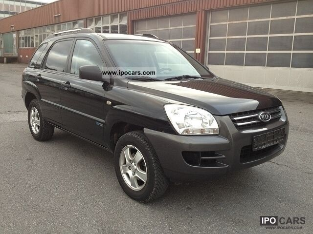 2006 Kia  Sportage Off-road Vehicle/Pickup Truck Used vehicle photo