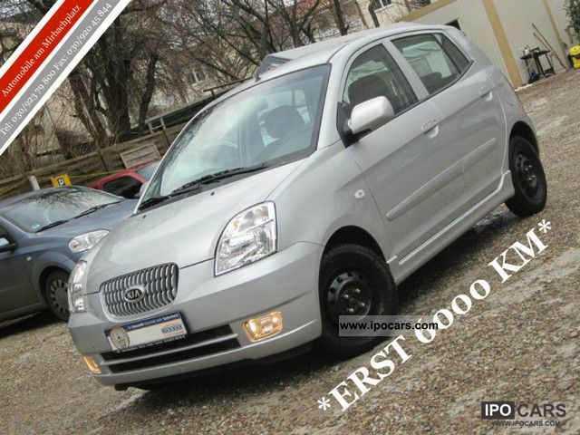 2007 Kia  1.1 EX * AUTOMATIC * AIR * 1.HAND * only * 6600 KM Small Car Used vehicle photo