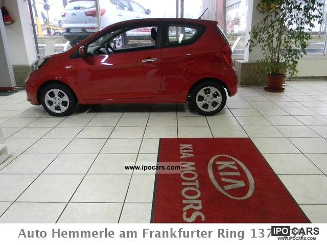 2012 Kia Picanto 1 0 Edition 7 Super Special Price Car Photo And