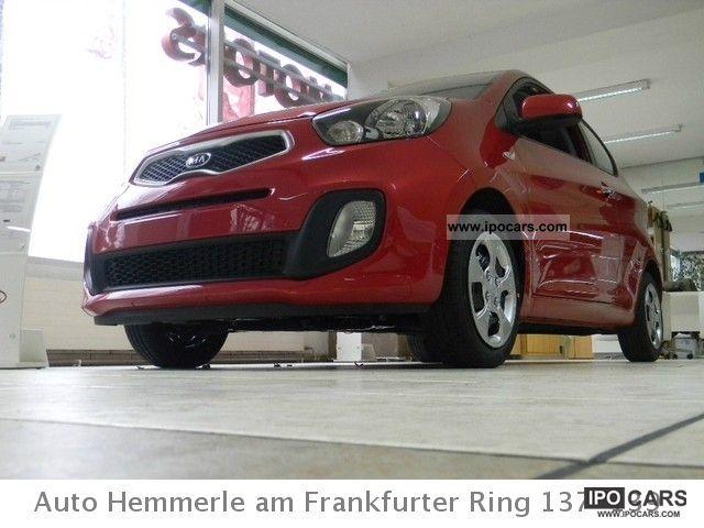 2012 Kia  NEW Picanto 1.0 Edition7 * Available Immediately * EURO5 * Small Car Used vehicle photo