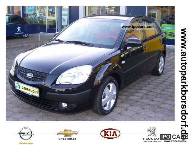 2008 Kia  Rio 1.6 Aut. EX with Best Warranty! EX TOP Limousine Used vehicle photo