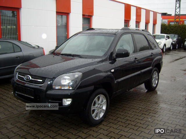 Kia  Sportage LX 2WD 2.0 * LPG GAS PLANT NAVi 2008 Liquefied Petroleum Gas Cars (LPG, GPL, propane) photo