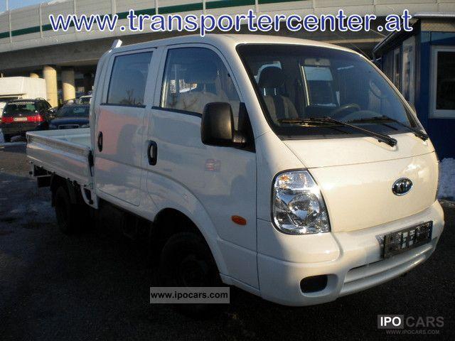 2006 Kia  TCI K2500 Doka platform Other Used vehicle photo
