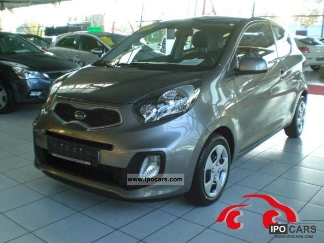 2012 Kia  Picanto 1.0 3T Edition 7 MJ12 & 7 years of manufacture Small Car Used vehicle photo