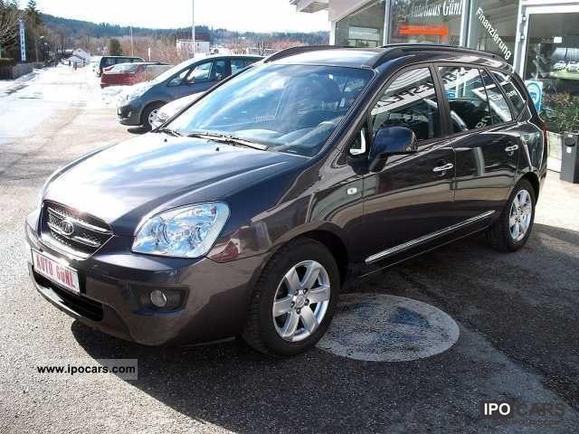 2008 Kia Carens 2 0 Crdi Ex Car Photo And Specs