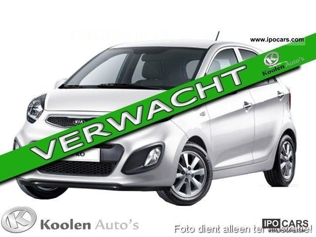 2012 Kia  Picanto, 1.0 CVVT met airco 5 drs - NIEUW Small Car Used vehicle photo